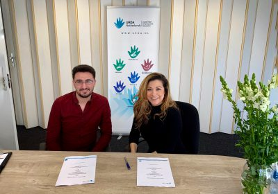 She Matters signs MOU with URDA