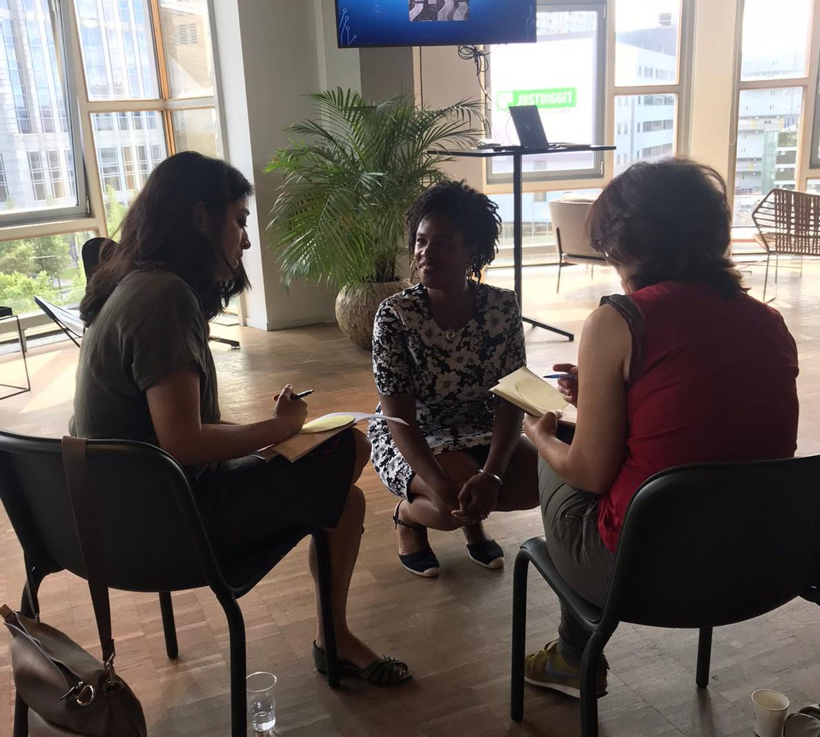 Lotus Flower Programme Workshop #4: The Skill of Asking the Right Interview Questions