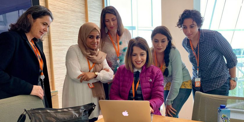 She Matters joins the Learning Crossroads for Refugee Inclusion project
