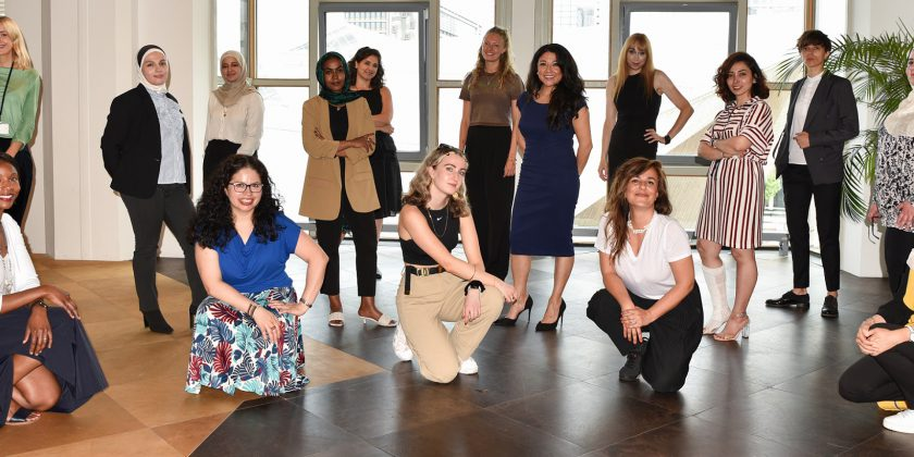 She Matters' Lotus Flower Programme i.c.w. Nike is launched